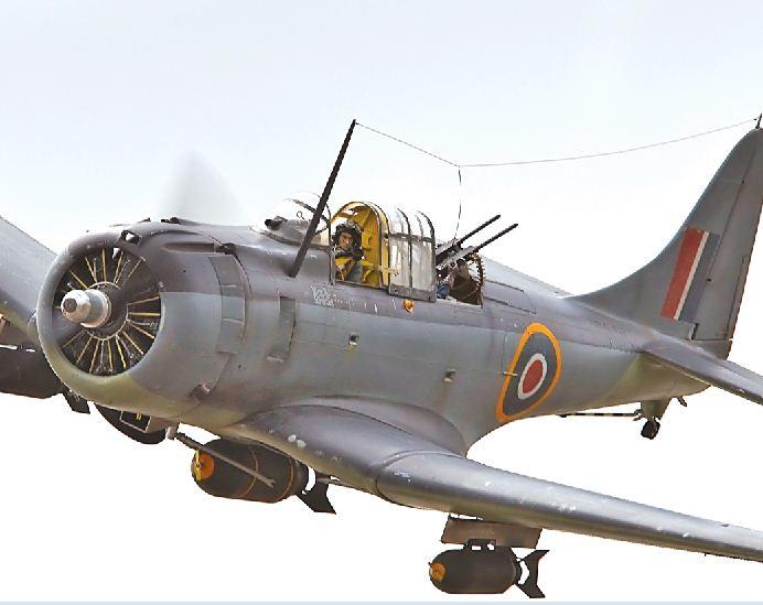 Model aircraft blog archive road to top gun douglas sbd dauntless model aircraft - Sdb model ...