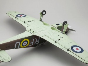Kyosho Warbird Hawker Hurricane GP50 ARF (4)