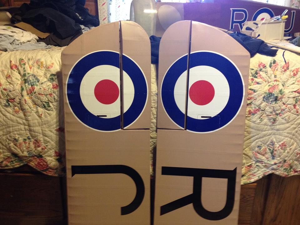 Workshop Build-Along -- Sopwith Camel -- Decals and Aircraft Markings RC Radio Control WW1