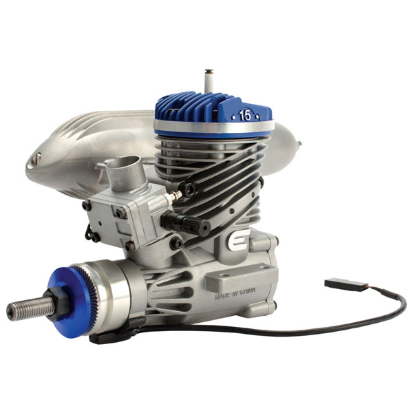 Model Aircraft » Blog Archive Small-Block RC Gas Engine Guide — A