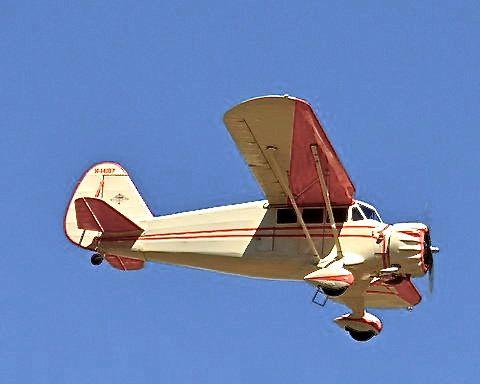 In Flight photo